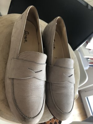 Sioux Moccasins light grey