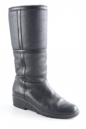 Sioux Winterstiefel schwarz Casual-Look