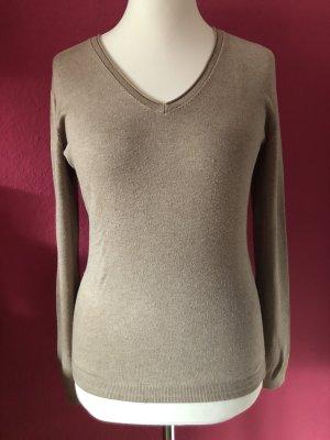 brand new e629a 29257 s.Oliver Crewneck Sweater beige viscose