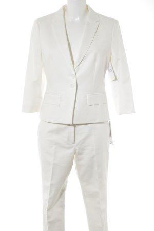 Sir Oliver Tailleur pantalone bianco stile professionale