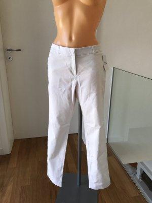 Sir Oliver Pantalone a vita bassa bianco Tessuto misto