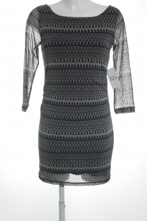 Sir Oliver Langarm-Bluse abstraktes Muster Street-Fashion-Look