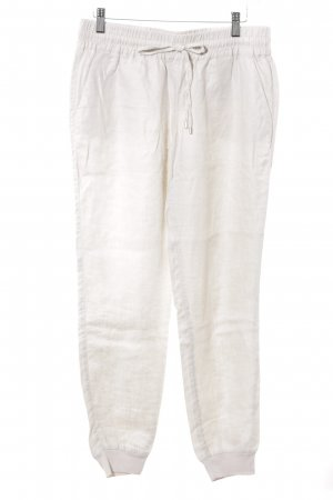 Sir Oliver Linen Pants oatmeal casual look