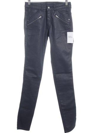 """Sir Oliver Jeans skinny """"Sienna"""" blu scuro"""