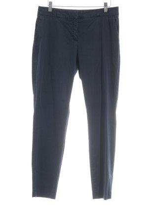 Sir Oliver Pantalone jersey blu scuro stile casual