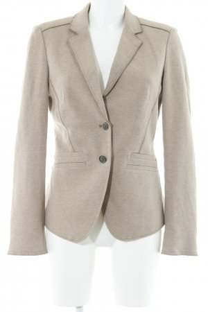 Sir Oliver Strickblazer beige Business-Look