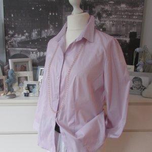 Sir Oliver * Traum Business Stretch Baumwoll Bluse * rosa * 44 NEU