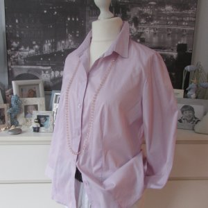 SIR OLIVER * Traum Business Stretch Baumwoll Bluse * rosa * 44 NEU