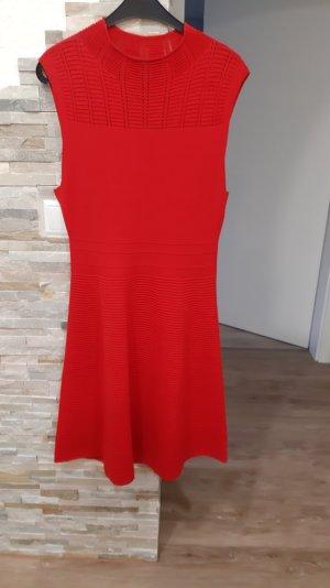 Comma Gebreide jurk veelkleurig