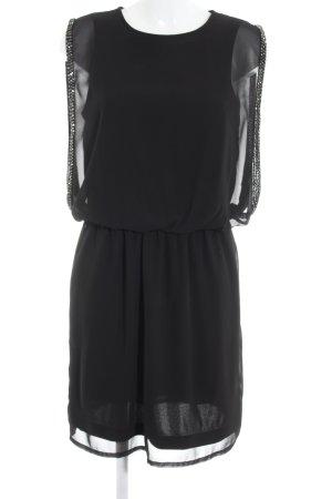 Sisley Abendkleid schwarz Elegant