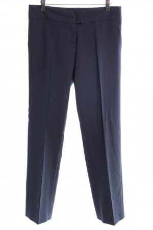 Sisley Suit Trouser blue business style