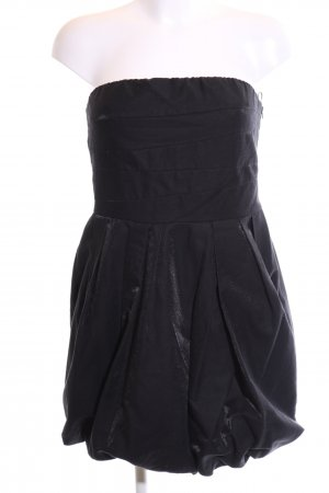 Sisley Balloon Dress black elegant