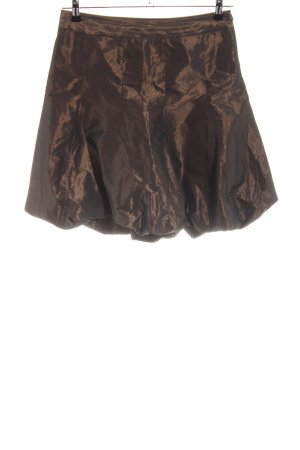 Sisley Balloon Skirt bronze-colored casual look