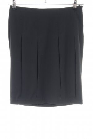 Sisley Balloon Skirt black casual look