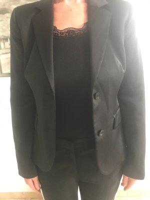 Sisley Tuxedo Blazer black