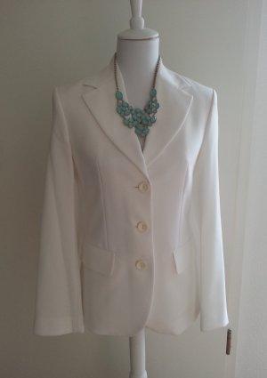 Sisley Blazer in Weiß