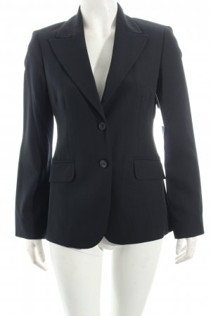 Sisley Blazer schwarz Business-Look