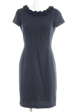 Sisley Pencil Dress dark blue elegant
