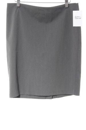 Sisley Bleistiftrock grau Elegant
