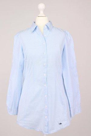 Sisley Bluse blau Größe S 1711090100372