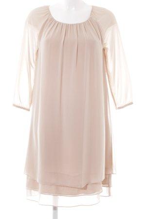 Sisley Blusenkleid altrosa schlichter Stil
