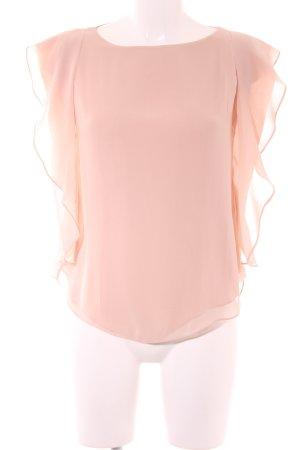 Sisley Blusentop rosé Casual-Look