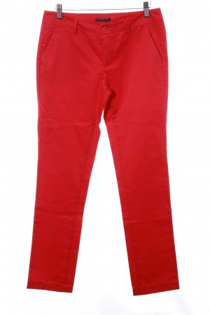 Sisley Chinohose rot klassischer Stil
