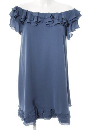 Sisley Cocktailkleid kornblumenblau Elegant