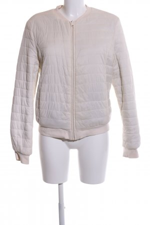 Sisley Double Jacket cream quilting pattern casual look