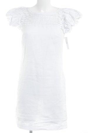 Sisley Etuikleid weiß Elegant
