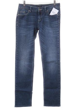 Sisley Five-Pocket-Hose dunkelblau Casual-Look