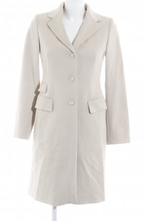 Sisley Frock Coat cream casual look