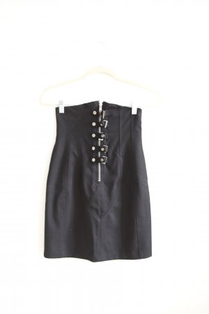 Sisley High waist Bleistiftrock Burlesque Gothik