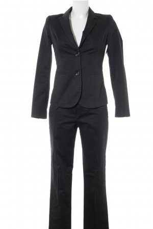 Sisley Hosenanzug schwarz Business-Look