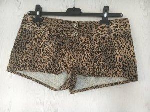 Sisley Hot Pants animalprint