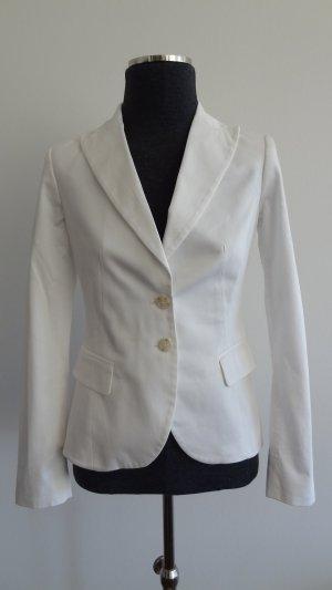 Sisley Jacket weiß, Gr. S