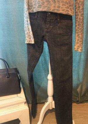 Sisley Pantalone a sigaretta grigio ardesia