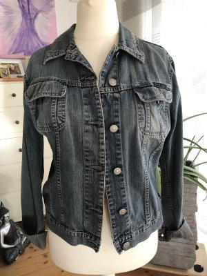 Sisley Jeans Jacke Gr. M