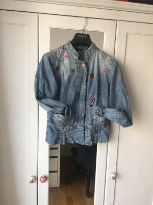 Sisley Jeans Jacke S-XS