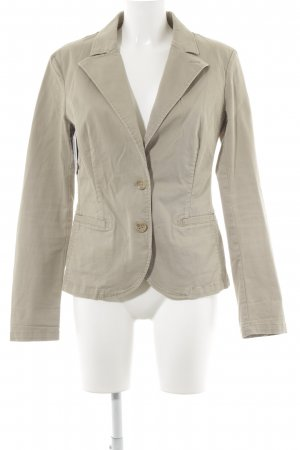 Sisley Denim Blazer beige casual look
