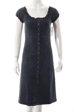 Sisley Jeanskleid dunkelblau Casual-Look