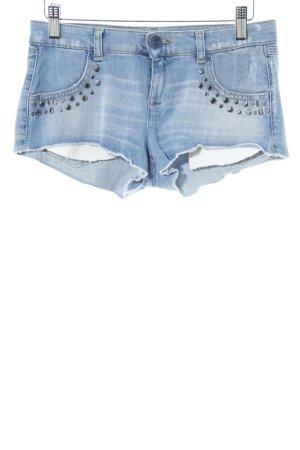 Sisley Jeansshorts himmelblau Urban-Look