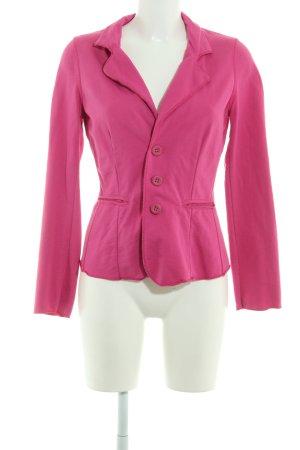 Sisley Jerseyblazer pink extravaganter Stil