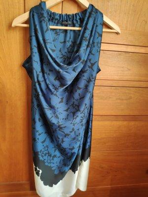 sisley Kleid blau,Gr.Xs-S