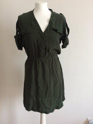 Sisley Kleid grün Gr. 38