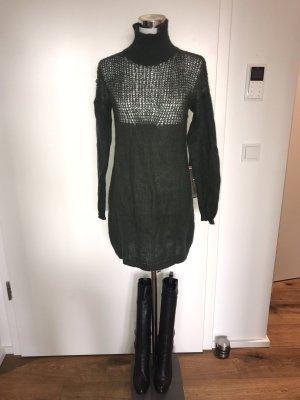 Sisley Kleid in Grün Gr S