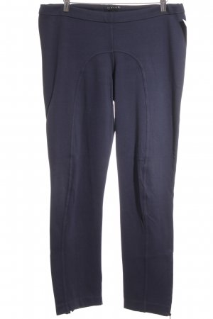 Sisley Leggings dunkelblau Casual-Look