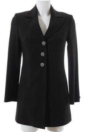 Sisley Long-Blazer schwarz