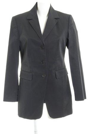 Sisley Long-Blazer schwarz Elegant