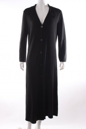 Sisley Longcoat schwarz